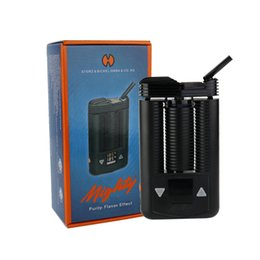 Wholesale Personal Vaporizer - Mighty Dry Herb Vaporizer Kit With Handheld Personal Vape Dry Herb Mighty Mod Temperatuer Adjustable Vaporizer Box Mod Big Vape E cigs