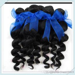 Wholesale Cheaper Weave Hair - Modern Peruvian nature Wavy Hair show loose Wave Hair 60g pc Mixed 5pcs Peruvian Human hair Weaving Buy the more the cheaper 3,4,5pcs lot