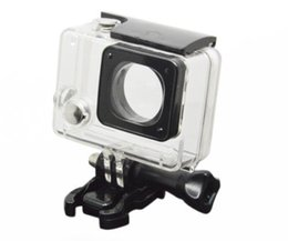 Wholesale Gopro Hero Dive Housing - 30M Underwater Diving Waterproof Protective Housing Case for Gopro Hero 4 3+ 3