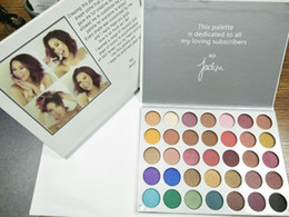 Wholesale Good Pearl - Goods in stock new 35 color eye shadow, pearl multi-color eye shadow, free shipping