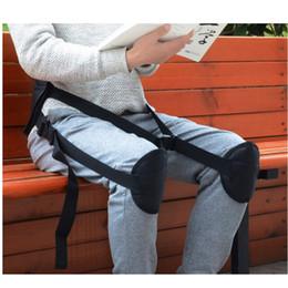 Wholesale Shoulder Brace Support Posture Correction - Therapy Posture Support Corrector Correction Body Back Pain Lumbar Belt Shoulder Brace leg support