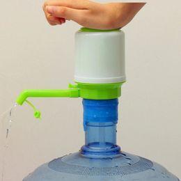 Wholesale Wholesale Plastic Pump Dispenser - Wholesale- Drinking Water Pump with Hose Extensions Removable tube Innovative vacuum action Manual Pump Dispenser