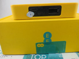 Wholesale Lte Hotspot - Alcatel Y854 4G LTE 150Mbps 20hr Direct Sim Mifi Portable Hotspot + Power Bank
