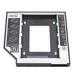2019 compartimiento de disco Al por mayor- HDD Caddy 9.5mm SATA 3.0 2.5