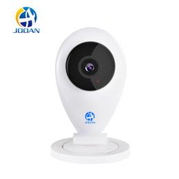 Wholesale Security Camera Wireless Mega Pixel - JOOAN NEW Smart Security Cctv Surveillance Camera 720P Mega Pixel HD WiFi IP Camera Wireless TF Card Storage P2P H.264 Algorith