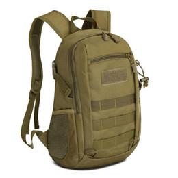 Wholesale Backpack Camel - Outdoor Tactics Backpack Camouflage Mochila Men Women School Bags Molle Outside Rucksack Trekking Backpacks Bag 20L