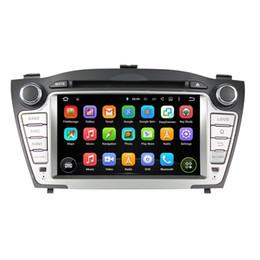 Wholesale Hyundai Tucson Gps Dvd - 7inch 1024*600 Android Car DVD player for Hyundai Tucson IX35 with GPS,Steering Wheel Control,Bluetooth, Radio