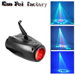 Wholesale Auto Dimming - 64 Leds RGBW Pattern Stage Light Auto and Voice-activated Moonflower Projector Lighting for DJ Party Wedding Events Club
