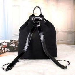 Wholesale Famous Artwork Prints - Europe C Luxury brand women bag School Bags Fashion Famous designers rivets backpack women travel bag backpacks laptop bag Free shipping