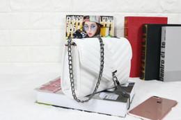 ¡CALIENTE! Ondulado patrón de cuero acolchado Marmont bolso de la cadena del diseñador del diseñador de moda mini bolso del bolso del bolso crossbody 3254 # desde fabricantes