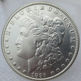 Wholesale Old Collectible - Wholesale United States 90% Silver Date 1895 Morgan Dollars Colour: do old or new Copy Coins FREE SHIPPING