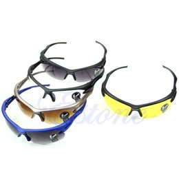 Wholesale Sunglasses Motocycle - Wholesale-New Hot Motocycle Running Sports Protective Goggles Sunglasses