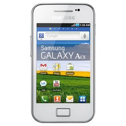Wholesale Cheap Wifi Phones Unlocked - Cheap Refurbished Samsung Galaxy S5830 S5830i Android Smartphone 3.5'' Single Core Back 5.0MP Camera Support GPS WIFI GSM 3G Unlocked Phones
