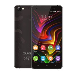Wholesale Mobile C5 - Oukitel C5 Pro MTK6737 1.3GHz Quad Core 5.0 Inch HD Screen 2GB RAM 16GB ROM Android 6.0 4G LTE Mobile Phone Smartphone
