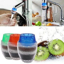 Wholesale Air Filter Wholesalers - Household Cleaning Water Filter Mini Kitchen Faucet Air Purifier Water Purifier Water Filter Cartridge Filter c246