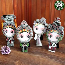 tourist gifts NZ - Sichuan tourist souvenirs in Chengdu Drama Arts Crafts decoration mask gift