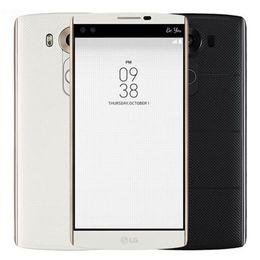Teléfono celular de 5.7 pulgadas online-Reacondicionado Original LG V10 4G LTE H961N H900 H901 5.7 pulgadas Hexa Core 4GB RAM 64GB ROM 16MP Cámara móvil desbloqueada DHL 1pcs
