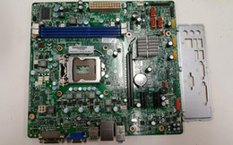 Wholesale Intel I - 03T6677 For Edge 62 72 LGA1155 DDR3 Motherboard With I O Shield Tested Well