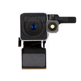 Wholesale Spare Parts For Auto - 100%Guarantee Original Replacement Spare Parts For Iphone 4 4G Rear  Back Camera  Cam With Flash And Auto Focus Tracking
