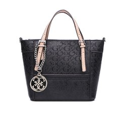 Wholesale new arrival fashion women shoulder bag Delaney pattern female Tote small Handbag With Crossbody Strap Colors SKUGUBAG