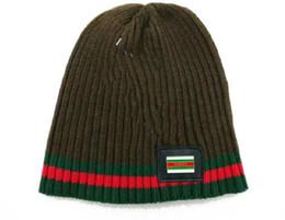 Wholesale Wool Balaclava - Winter Hat Beanies Skullies Knitted hat Winter Hats For Men Women Brand Cap Skull Gorros Balaclava Bonnet Beanie Fleece New