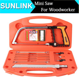 Wholesale Wood Tiles - High Quality Multifunctional Mini Magic sharp hacksaw Best Hand Tool Wood Tile Plastic Metal Saw For Woodworker And Garden With Retail Box