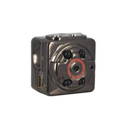 Freeshipping SQ8 mini DV Súper Ultra Más Pequeña Videocámara de Cámara Infrarroja de Visión Nocturna Video Recorder 1080 P DVR Soporte 32G TF tarjeta desde fabricantes