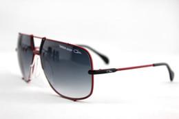 Wholesale Best Women Style - 2017 latest retro fashion style aviator sunglasses brand designer sunglasses Mens Womens sunglasses eyewears The best quality CZ 902