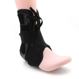 Wholesale Foot Stabilizer - Ankle Straps Sports Support Adjustable Foot Orthosis Stabilizer Ankle Protector