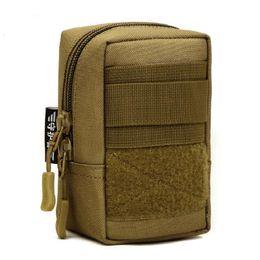 Il sacchetto di nylon impermeabile del pacchetto della vita di Tattiche dell'attrezzatura tattica di EDC Molle degli accessori all'ingrosso dell'attrezzatura libera il trasporto cheap wholesale tactical accessories da accessori tattico all'ingrosso fornitori