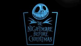 Wholesale Nightmare Before Christmas Cartoon - LS954-b-Nightmare-before-Christmas-NEW-Neon-Light-Sign.jpg