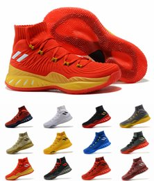 Wholesale Rubber Wall - New Crazy Explosive 2017 Men J Wall 3 Boost Andrew Wiggins PK Vegas Primeknit All Star Basketball Shoes JW 3 Sports Sneakers