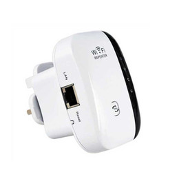 Wholesale Wps Wireless Extender - Wifi Repeater 802.11n Wireless Network Wi-Fi Signal Amplifier Routers 300Mbps Range Expander Extender Enhanced AP Wps