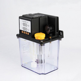 Wholesale Oil Lubricate - CNC machine tools automatic lubricating oil pump electric electromagnetic pump, 220v