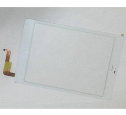 "Wholesale Quad Panels - Wholesale-White New touch screen For 7.85"" iconBIT NETTAB SKAT 3G QUAD NT-3805C Tablet touch panel digitizer glass Sensor Free Shipping"