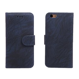 Wholesale Iphone Simple Flip Cases - S5Q Simple Removable Leather Magnetic Flip Cover Wallet Card Case For iPhone 6 AAAGQP