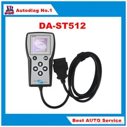 Wholesale J2534 For Land Rover - 2016 New DA-ST512 Service Approved SAE J2534 Pass-Thru Interface Hand Held Device for Jaguar Land Rover DHL FREE