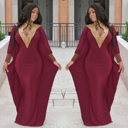 Wholesale Rivets Image - Cheap Real Image 2017 Burgundy Long Mermaid Evening Dresses With Cape Key Hole Front Neck Gold Rivet Beading Long Formal Party Prom Gowns