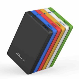 Дисковые футляры онлайн-Wholesale- usb3.0 2.5inch sata hdd cases ssd hdd enclosure 6gbps plastic hard disk box support to 6tb