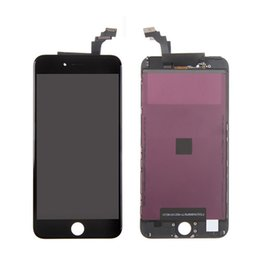 Wholesale Iphone Screen Spare - Top Quality grade mobile lcd spare parts lcd digitizer assembly for iphone 6 plus , for iphone 6 plus lcd 6 plus screen
