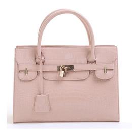 Wholesale Large Orange Handbag - Large Capacity Good Quality Women Handbag Leather Women Bag Fashion Women Messenger Bags Leather Handbag