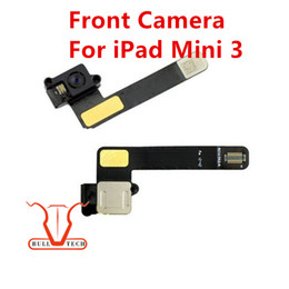 Wholesale Ipad Small - New Original Front Camera Small Cam Facing Camera Flex Cable For iPad Mini 3 Replacement Spare Parts DHL Free Shipping