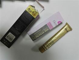 Wholesale Face Contour Palette - Best Sell Dermacol Base Primer Concealer Professional Face Foundation Contour Palette original 50 anniversary limited edition in store