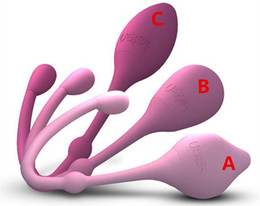 Wholesale Adult Sex Love Egg - Erotic Sex Products Adult Toys For Women , Silicone Kegel Vaginal Balls , Smart Love Egg Female Vagina Tight Exercise