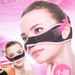 Wholesale Facial Massage Mask - New Popular Cheekbone Massage Slim Face Belt Thin Face Mask Physical Anti-Snoozing Sleeping Wear Facial Mask Women Men