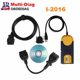 Wholesale J2534 For Land Rover - Latest I-2016 Multi-Diag Access J2534 Pass-Thru OBD2 Device v2.16.01 Multidiag multi diag