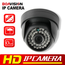 Wholesale Onvif Dome - 1.0MP 2MP IP Camera Security 1080P Dome H.265 IR Night Vision Surveillance HD 720P CCTV Camera IP ONVIF XMEye P2P View BOAVISION