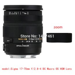 Wholesale Lens Zoom Rubber Ring Rubber Grip Repair Succedaneum For Sigma mm f DC Macro OS HSM lens
