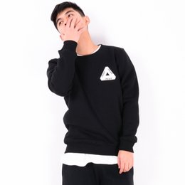 Wholesale Clothing For Couples - Wholesale-Fashion Street Skateboard Hoodies Men 2016 Autumn Palace Brand Clothing Male Thick Couple Clothes Sport Tracksuit For Men
