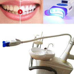 Wholesale Dental Chair Lamp - Teeth Whitening Lamp Accelerator Teeth Bleaching Machine High Intensive LED Light suitable dental chair